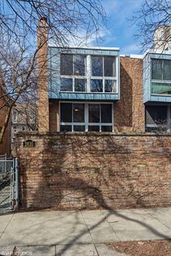 2610 N Orchard Unit F, Chicago, IL 60614 Lincoln Park