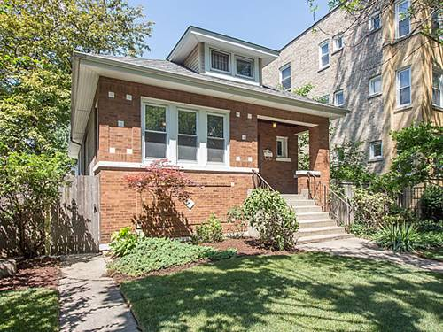 4650 N Avers, Chicago, IL 60625