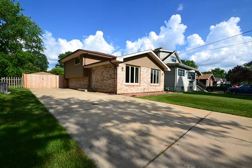 15409 Lavergne, Oak Forest, IL 60452