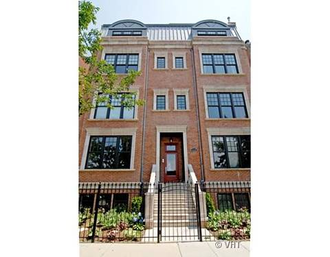1713 N Sheffield Unit 3SPH, Chicago, IL 60614 West Lincoln Park