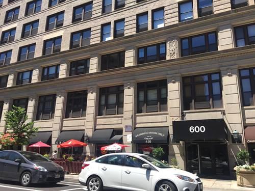 600 S Dearborn Unit 809, Chicago, IL 60605