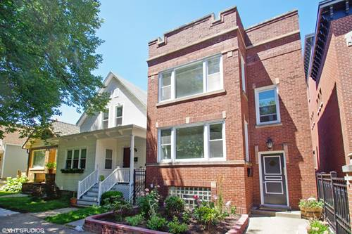 3834 N Hermitage Unit 1, Chicago, IL 60613 Lakeview