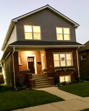 6044 W Patterson, Chicago, IL 60634