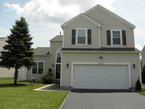 5116 Pontigo Glen, Plainfield, IL 60586