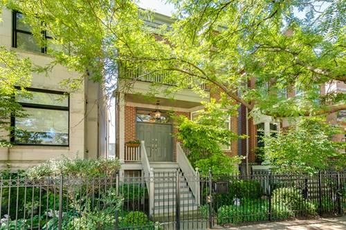 1517 W Altgeld, Chicago, IL 60614 West Lincoln Park