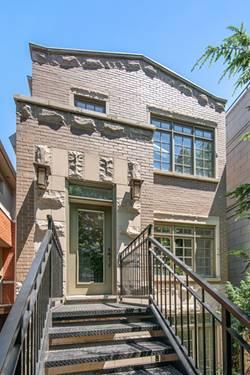 1633 N Hermitage, Chicago, IL 60622 Bucktown