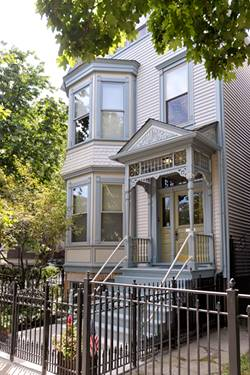 1101 W Wolfram, Chicago, IL 60657 Lakeview