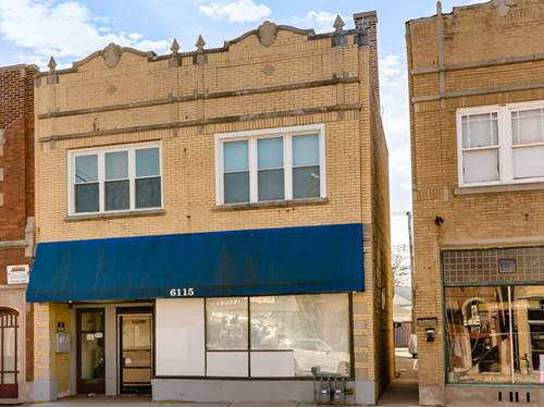 6115 W Addison, Chicago, IL 60634