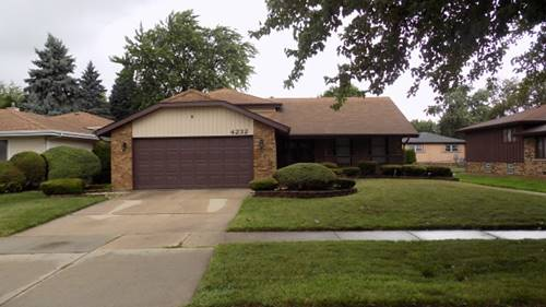 4232 Cedarwood, Matteson, IL 60443