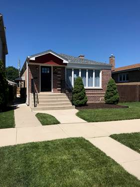 5136 S Moody, Chicago, IL 60638