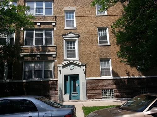 4620 N Spaulding Unit 3, Chicago, IL 60625