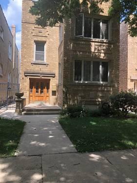 4132 W Barry Unit G, Chicago, IL 60641