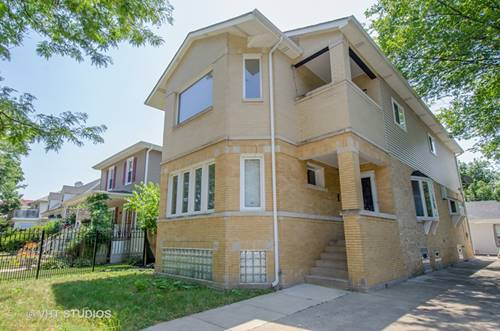 5257 W Windsor, Chicago, IL 60630