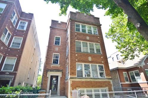 4842 N Ridgeway Unit 3, Chicago, IL 60625