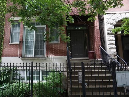 1742 W Huron Unit 3, Chicago, IL 60622 Noble Square