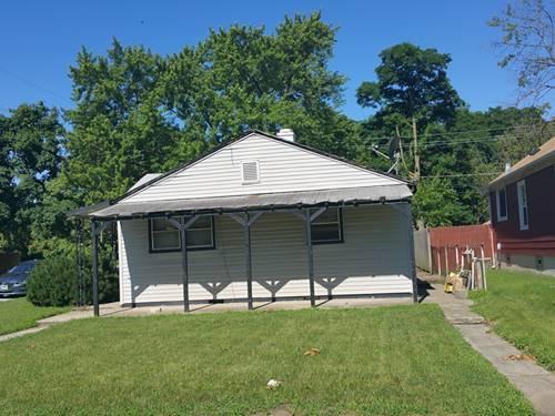 14064 S Saginaw, Burnham, IL 60633