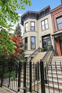 612 W Belden, Chicago, IL 60614 Lincoln Park