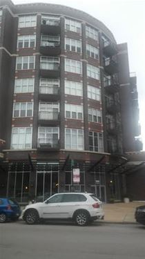 1000 W Adams Unit 618, Chicago, IL 60607 West Loop