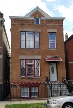 2821 W 25th, Chicago, IL 60623 Little Village