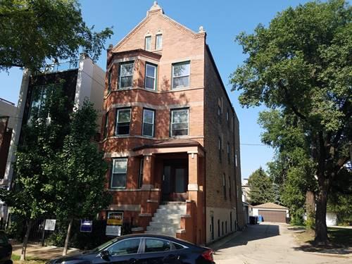 2228 N Seeley Unit 3, Chicago, IL 60647 Bucktown