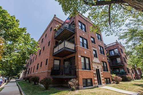 1515 W Cullom Unit 1, Chicago, IL 60613 Uptown