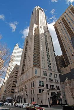 11 E Walton Unit 3401, Chicago, IL 60611 Gold Coast