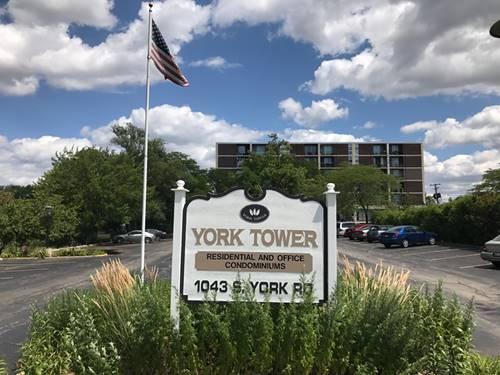 1043 S York Unit 502, Bensenville, IL 60106