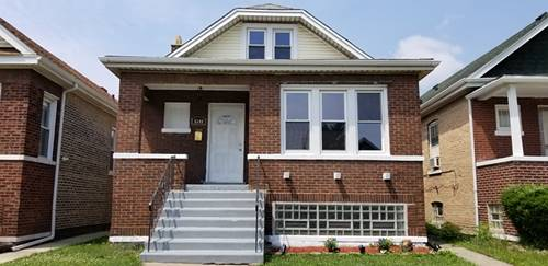 4348 S St Louis, Chicago, IL 60632