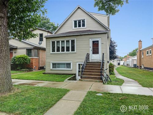 5808 S New England, Chicago, IL 60638