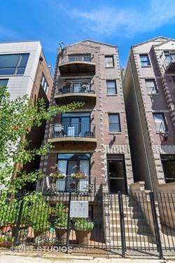 1532 W Cortez Unit 4, Chicago, IL 60622 Noble Square