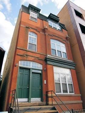 1841 W North Unit 2, Chicago, IL 60622 Wicker Park