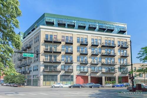 1645 W Ogden Unit 633, Chicago, IL 60612