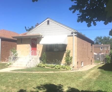 11055 S Ewing, Chicago, IL 60617