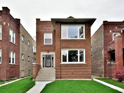 5018 W Sunnyside, Chicago, IL 60630