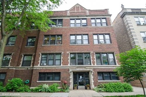 7052 N Greenview Unit 2S, Chicago, IL 60626
