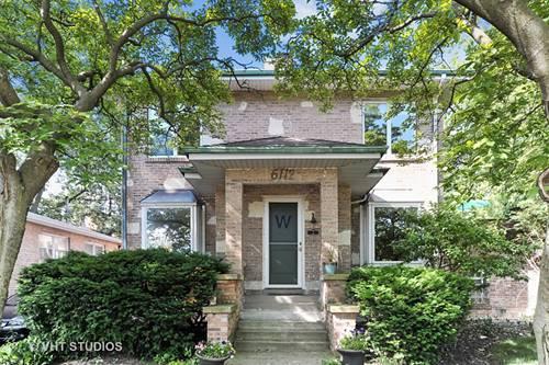 6112 N Caldwell, Chicago, IL 60646