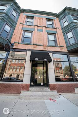 651 W Armitage Unit 2, Chicago, IL 60614 Lincoln Park