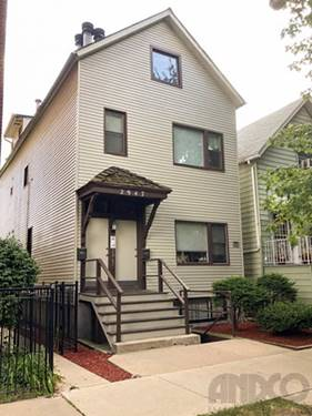 2947 N Racine Unit G, Chicago, IL 60657 Lakeview
