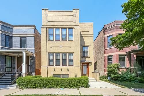 3722 N Claremont, Chicago, IL 60618 North Center