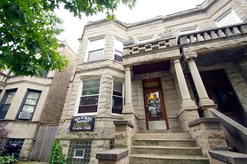 1213 W Addison Unit 1, Chicago, IL 60613 Lakeview