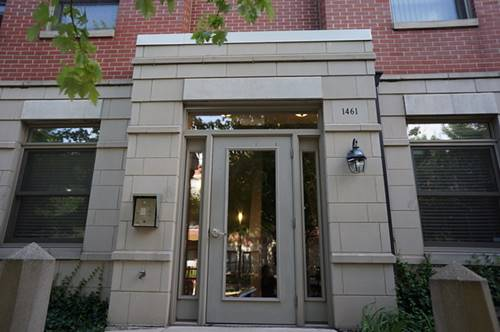 1461 S Halsted Unit 1B, Chicago, IL 60607