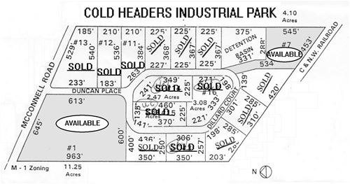LOT 1 Mcconnell, Woodstock, IL 60098