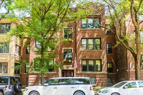 6305 N Glenwood Unit 2, Chicago, IL 60660 Edgewater