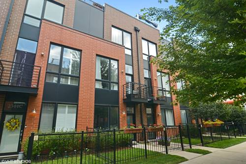 2344 W Wolfram Unit D, Chicago, IL 60618 West Lakeview