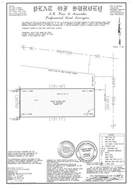 LOT 14 Pine, Wood Dale, IL 60191