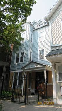3320 N Lakewood, Chicago, IL 60657 Lakeview