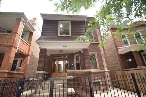 4433 N Bernard Unit 2, Chicago, IL 60625