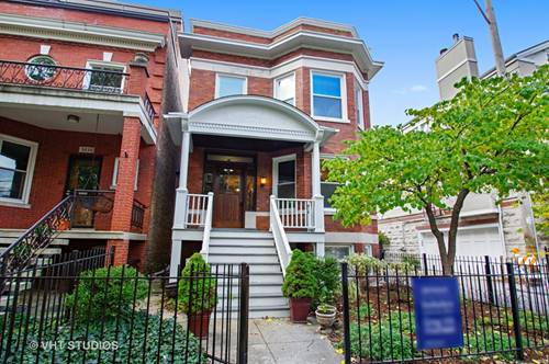 3840 N Greenview, Chicago, IL 60613 Lakeview