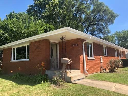 1409 Theodore, Joliet, IL 60435