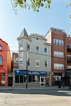 1045 W Belmont Unit 2F, Chicago, IL 60657 Lakeview